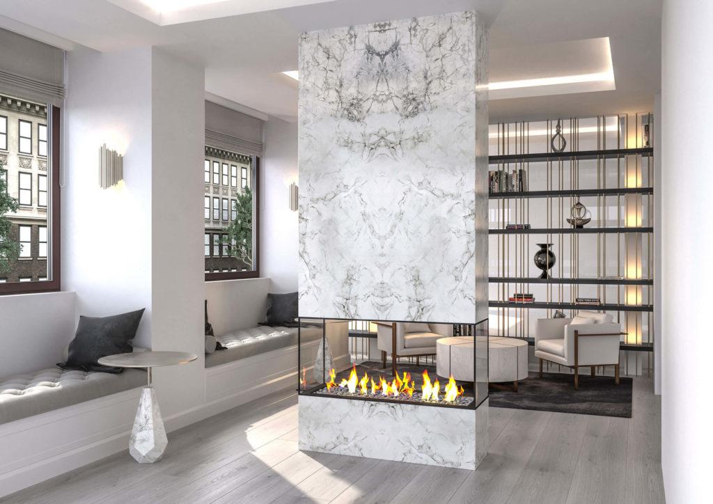 Lounge Design Concept (Rendering)