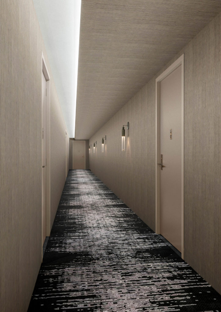 Corridor Design: ALine Studio Architectural Interior Design