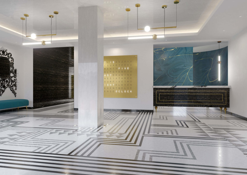 Times Square Hotel New York NY ALine Studio Architectural Fascinating Two Bedroom Suites In Nyc Concept Design
